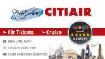 Citiair travel
