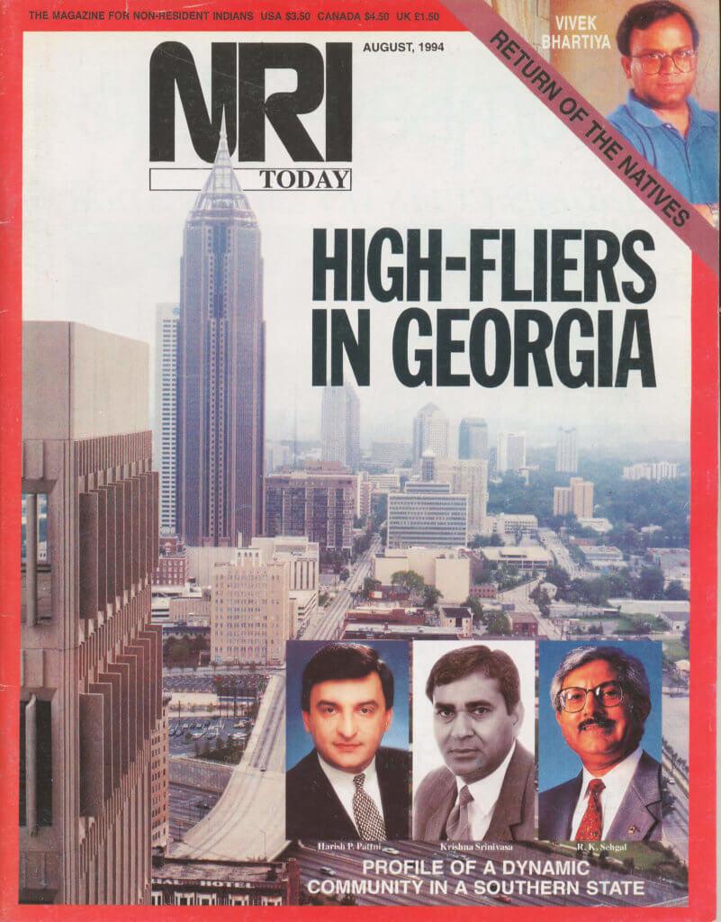 NRI Today 1994